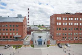 Завод в Новосибирске. Фото 1